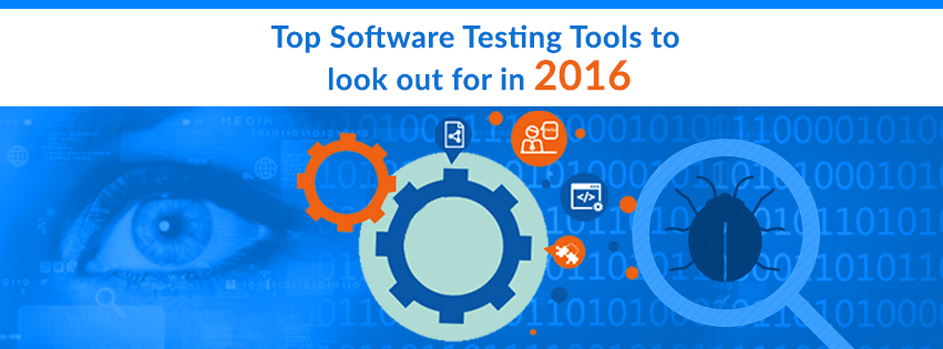 Top Software Testing Tools_2016, software testing tools, latest software testing tools, trending tools for software testing, selenium for test automation, hp leanft/quicklean for agile and Devops, agile testing, Devops testing, test automation, applitools, visual testing, smartbear, api testing, saucelabs, cross browser testing, qasymphony, test planning and management, experitest, mobile test automation, gallop solutions